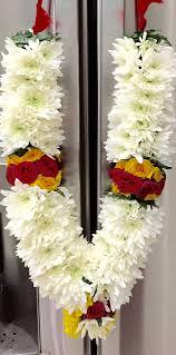 flower decorations pin by rama paramkusham on r s wedding garlands