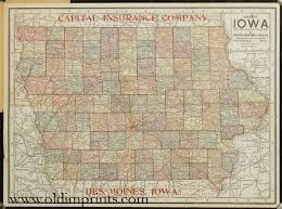 map of iowa pocket map of iowa map title map of iowa iowa