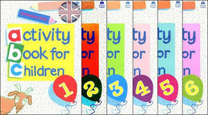 activity book for children 1 6 oxford