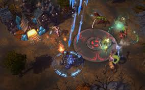 haunted mines battlegrounds heroes of the storm