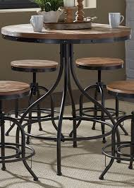 liberty furniture vintage dining series vintage pub table with