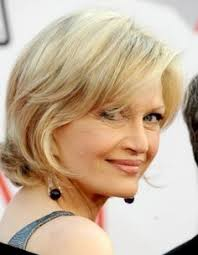 platinum hair on 50 year old 25 most flattering hairstyles for older women bob hairstyle