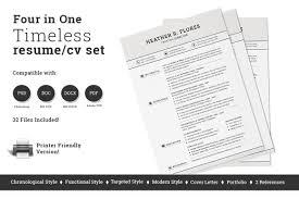 guaranteed resumes 30 resume templates guaranteed to get you hired inspirationfeed
