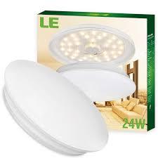 Esszimmer Deckenlampe Le 24w Deckenleuchte ø41cm Ersetzt 180w Glühbirne 50w