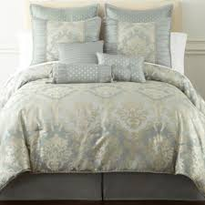 Jc Penney Comforter Sets Home Expressions Candace 7 Pc Jacquard Comforter Set