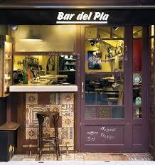 bar del pla barcelona el born la ribera restaurant reviews