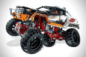 lego technic car lego technic 4x4 crawler hiconsumption
