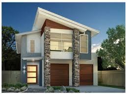 modern two story house plans story modern house plans shoise
