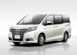 new mazda van toyota reveals new esquire van batman would drive one autoevolution