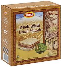 osem matzah osem matzah whole wheat israeli 16 0 oz nutrition information