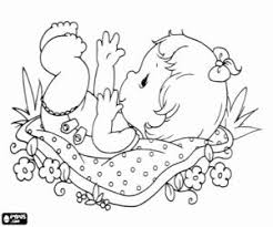 precious moments coloring pages little cuddle doll precious