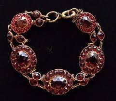 85 best bohemian garnet images on pinterest antique jewellery