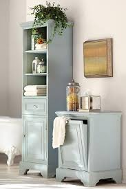 Top  Best Linen Cabinets Ideas On Pinterest Linen Storage - Antique white bathroom linen cabinets