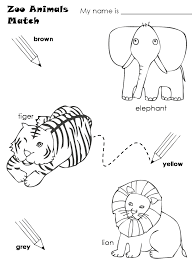 coloring wildals printables for kidswildal math free