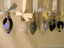 make your own ornament with paint and