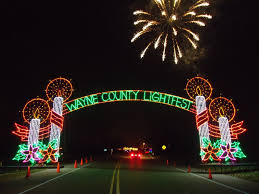 12 Best Christmas Light Displays In Michigan 2016 X Mas