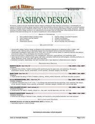 fashion design cover letter samples csat co