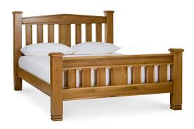 Oak Bed Frame Lancaster Oak Bed Frame 5ft Ireland