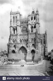 Amiens Cathedral Floor Plan Amiens Cathedral Black And White Stock Photos U0026 Images Alamy
