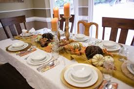 ten tables of thanksgiving traditional harvest table from