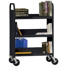 sandusky lee heavy duty commercial metal bookcase hayneedle