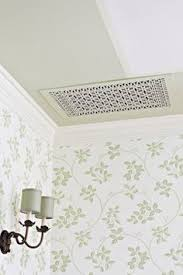 Decorative Wall Return Air Grille Metal Grilles Scroll And Square Design Home Decor Staging A C