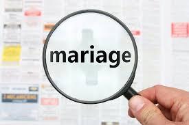annonce de mariage annonce presse mariage annoncer mariage