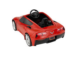 corvette power wheels fisher price power wheels corvette ride on car for review