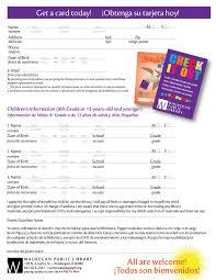get a card waukegan public library