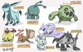 Pokemon Type Meme - pokemon type meme by pawfeather on deviantart