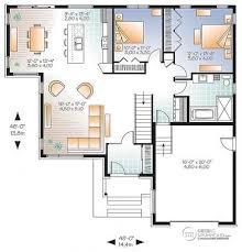 plan de cuisine avec ilot plan cuisine moderne deco chambre bebe gris jaune les de vos