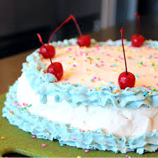 homemade ice cream cake 11 steps with pictures