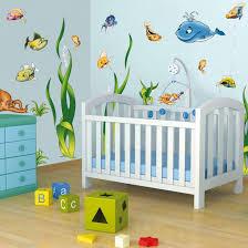 bild f r kinderzimmer wandtattoo unterwasserwelt aufkleber fr kinderzimmer mit