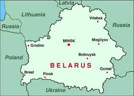 map of belarus belarus maps