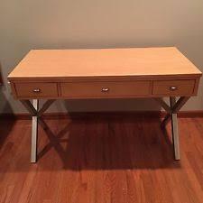 Furniture Of America Computer Desk Canyon Brown Ethan Allen Desks Ebay