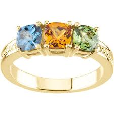 gold mothers rings gold 2 to 4 antique stones s ring