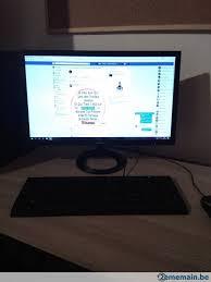 pc de bureau medion pc de bureau medion complet avec écran clavier et souris a vendre