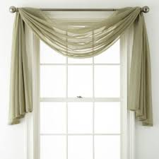 Valance Photos Royal Velvet Crushed Voile Tailored Pleated Valance