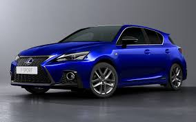 lexus hybrid sport car lexus ct hybrid f sport 2017 wallpapers and hd images car pixel