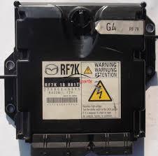 mazda made in ecu engine controller mazda denso 2758006595 275800 6595