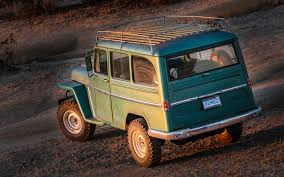 willys jeep pickup lifted rear of 1962 willys wagon notice the image of terry thomas in the