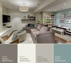 the best light paint colours for a dark room basement blue