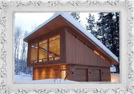 Contemporary Cabin Contemporary Cabins The Architectonista