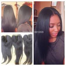 invisible part hair style virgin lace closure mongolian hair free invisible part straight
