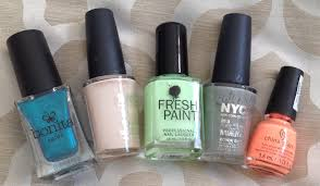 nyc nail polish polish me snazzy