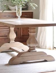Trestle Table Arrival Trestle Tables Trestle Dining Tables And Room - Trestle table design