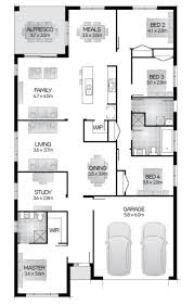 Clarendon Homes Floor Plans House And Land Package Lot 136 Ardee Place Logan Village My