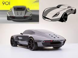 porsche 911 concept cars porsche 901 design concept reimagines the iconic 911