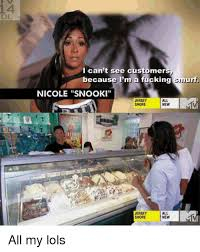 Cus Memes - 14 i can t see cus mer because i m a fucking nicole snooki jersey