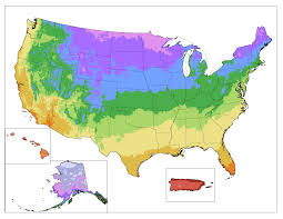 Missouri Zip Code Map Usda Cold Hardiness Map Zone Finder